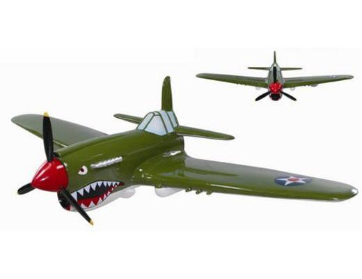 P40 FIGHTER WALL DECOR