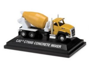 CAT CT660 CONCRETE MIXER