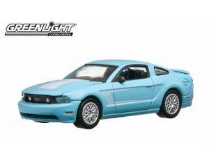 2011 FORD MUSTANG GT - BABY BLUE
