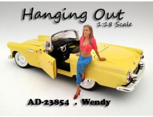 Hanging Out Wendy