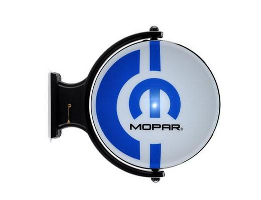 MOPAR STRIPE REVOLING LIGHT - NEW