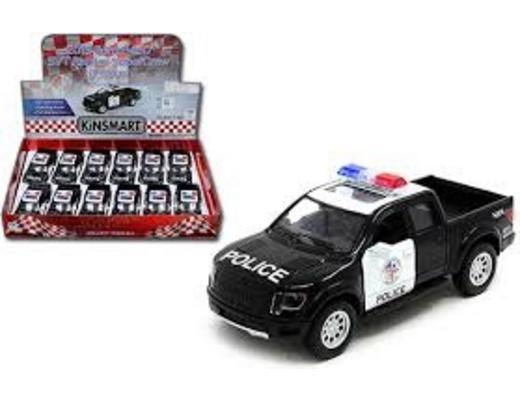 2013 FORD F150 SVT RAPTOR SUPERCREW POLICE TRUCK