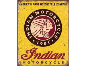 INDIAN MOTORCYCLES 1901