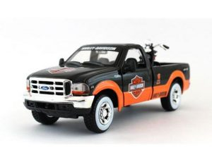 1999 FORD F-350 SUPER DUTY PICKUP TRUCK HARLEY DAVIDSON