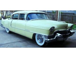 1955 Cadillac Fleetwood 60 Series
