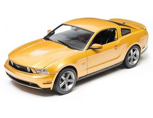 2010 FORD MUSTANG GT - GOLD/YELLOW