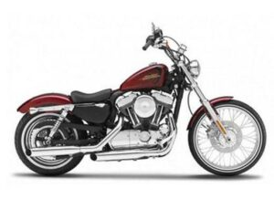 2012 HARLEY DAVIDSON XL 1200V SEVENTY-TWO