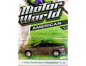 1999 PONTIAC FIREBIRD T/A CONVERTIBLE - MOTOR WORLD SERIES 12