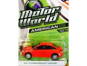 2013 CHEVROLET CRUZE-MOTOR WORLD SERIES 12