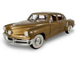 1948 TUCKER TORPEDO - GOLD