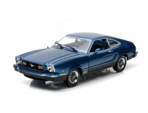 1976 FORD MUSTANG II MACH 1 - BLUE
