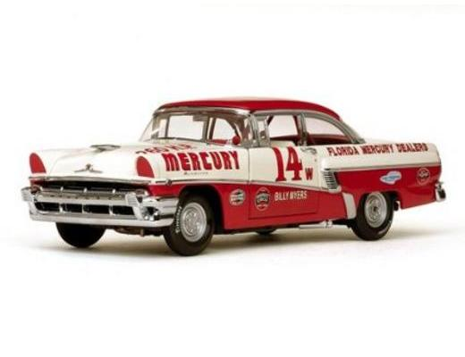 1956 MERCURY MONTCLAIR #14 BILLY MYERS