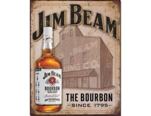JIM BEAM - THE BOURBON SINCE 1795