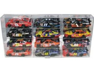 DISPLAY CASE FOR 12 - 1:24 SCALE DIECAST