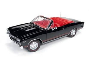 1967 CHEVY CHEVELLE SS CONVERTIBLE
