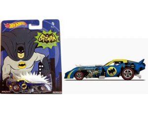 1978 CORVETTE FUNNY CAR - BATMAN