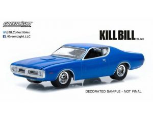 1971 DODGE CHARGER - GREENLIGHT HOLLYWOOD SERIES 10 at diecastdepot