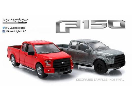 2015 FORD F150 - NEW CASTING