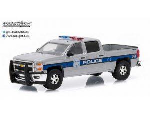 2015 CHEVY SILVERADO CHEVROLET POLICE