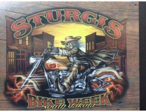 STURGIS - WILD BILL '05