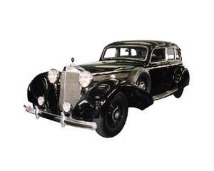 1938 Mercedes-Benz 770K