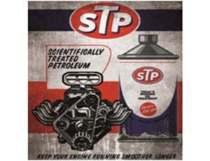 STP - SCIENTIFICALLY TREATED PETROLEUM