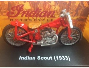 1933 Indian Scout Motorcycle