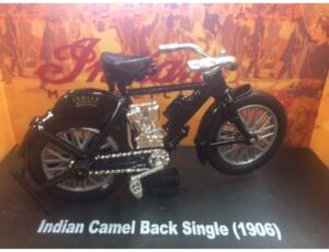 1906 Indian Camel Back Single Motorcycle