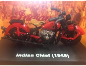 1945 Indian Chief Motorcycle