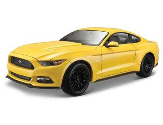 2015 FORD MUSTANG - NEW COLOR