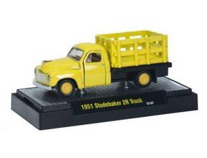 1951 STUDEBAKER 2R TRUCK-YELLOW