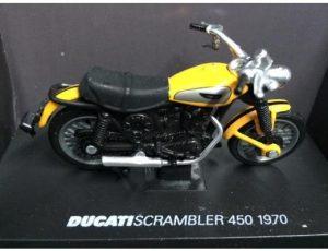 1970 Ducati Scrambler 450