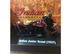 1937 Indian Junior Scout Motorcycle