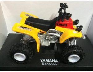 Yamaha Warrior Quad
