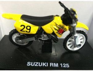Suzuki RM 125 Dirtbike