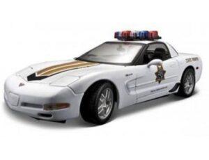 2001 CHEVROLET CORVETTE Z06 POLICE