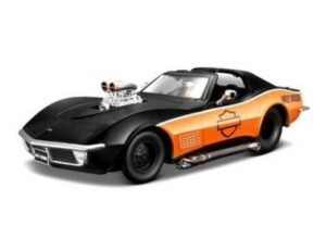 1970 CHEVROLET CORVETTE WITH HARLEY DAVDISON GRAPHICS