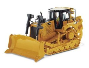 Caterpillar D8T Track-Type Tractor with Single-Shank Ripper - High Line Series