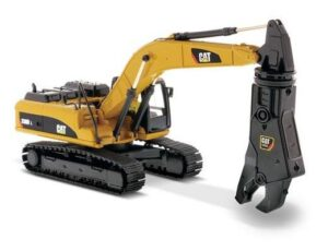 Caterpillar 330D L Hydraulic Excavator with Shear - Core Classics Series
