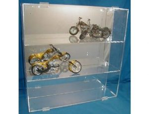 Motorcycle Display Case - 1:12 scale