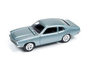 1972 FORD MAVERICK - LIGHT BLUE - B#2