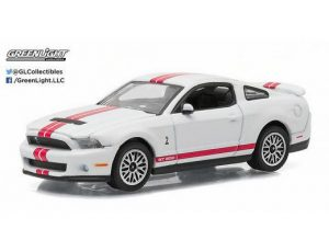 2012 FORD SHELBY GT500 SVT - PERFORMANCE WHITE