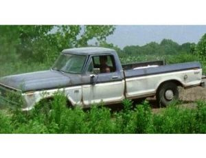 """1973 Ford F100 as in """"The Walking Dead"""" (TV Show Truck)"""