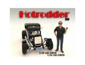 HOT RODDERS - BILL