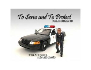 POLICE OFFICER III