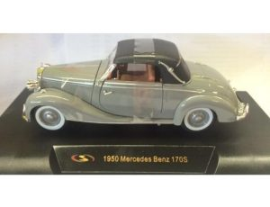1950 MERCEDES BENZ 170S