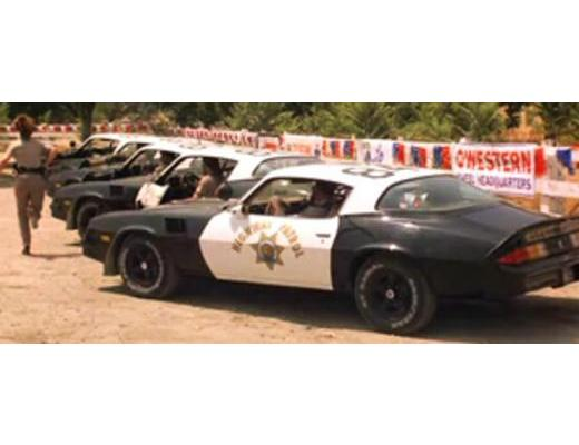 "1979 Chevy Camaro ""California Hwy Patrol"""
