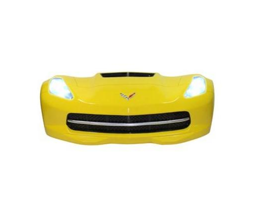 2015 Chevy Corvette Stingray Front End Wall Decor (Working Lights)