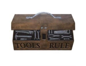 Tools Rule Tool Kit Rubber Floor Mat Doormat Wall Decor