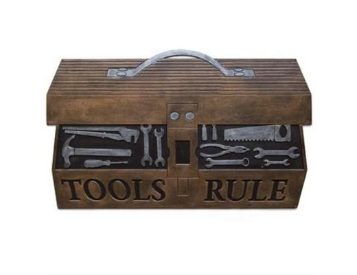 Tools Rule Tool Kit Rubber Floor Mat Doormat Wall Decor